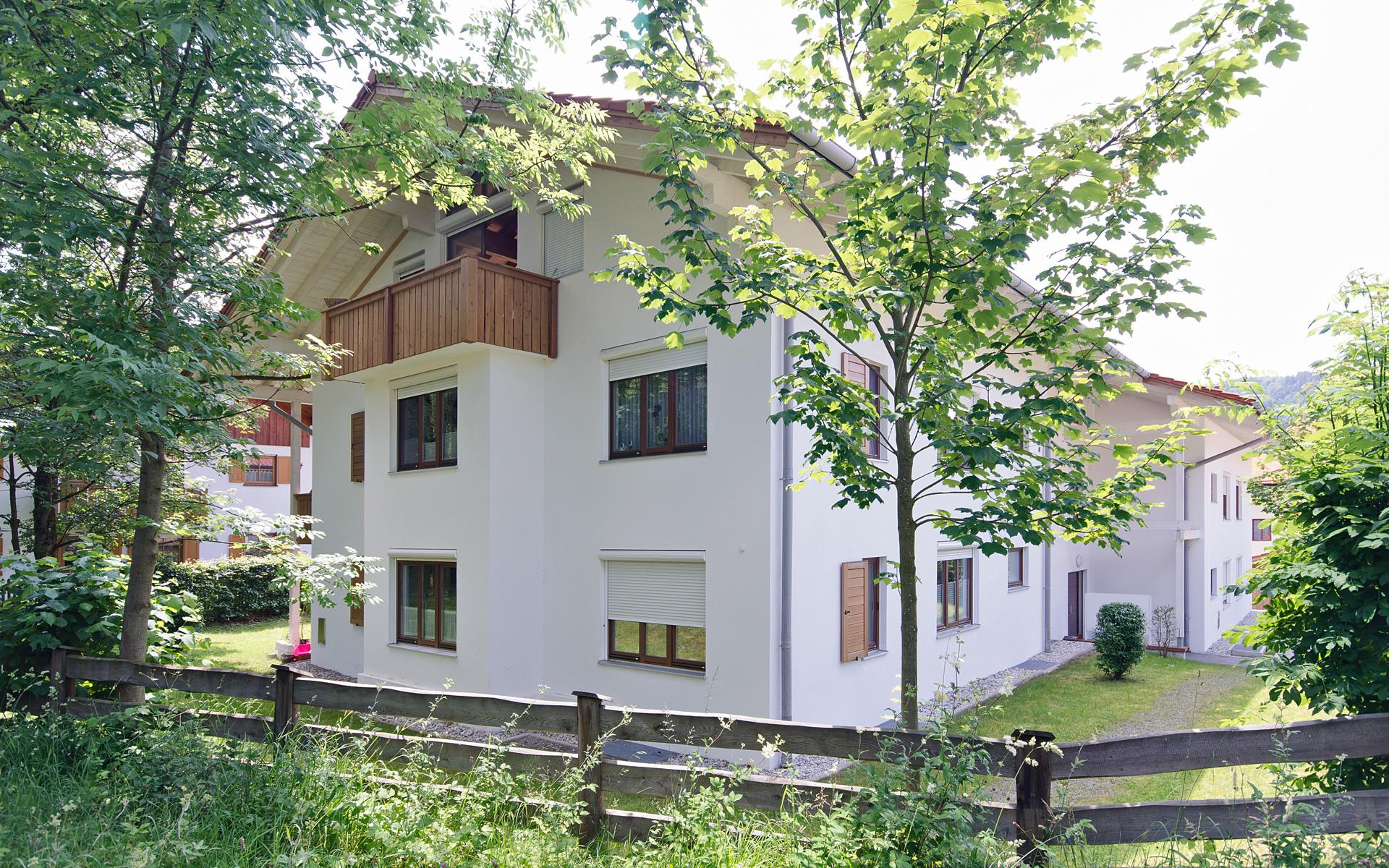 Schliersee Seestraße Kath Siedlungswerk München